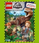 LEGO Jurassic World Stickers