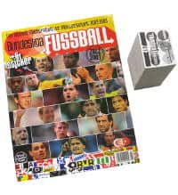 Panini Fussball 2002-2003 Set - tous stickers + Album