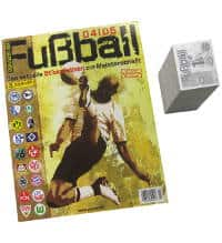 Panini Fussball 2004-2005 Set - tous stickers + Album