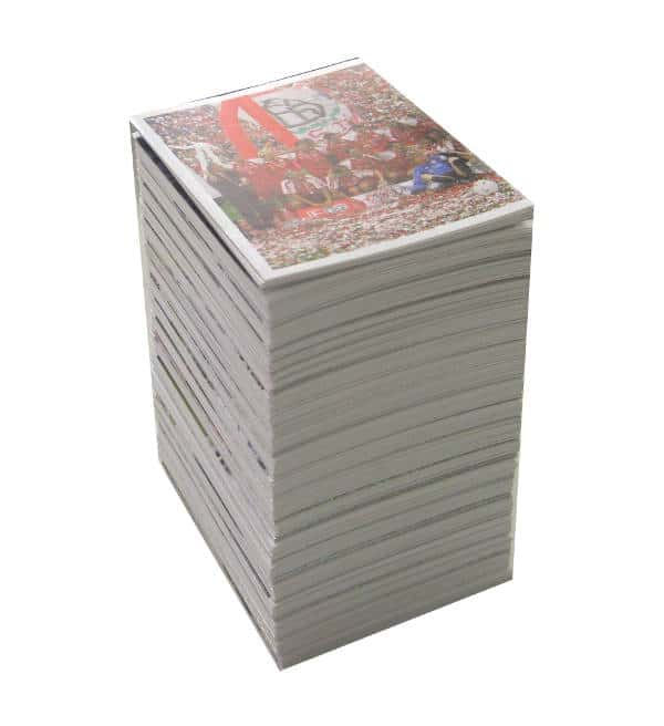 Panini Fussball 2005-2006 tous stickers