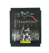 Panini Champions of Europe - pochette de 5 stickers