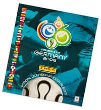 Panini Coupe du Monde Album 2006 - international versions