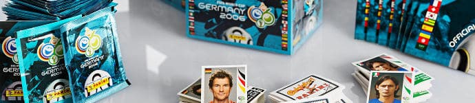 Panini Coupe Du Monde Germany 2006