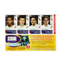 Panini Coupe du Monde 2006 Update - feuille Angleterre