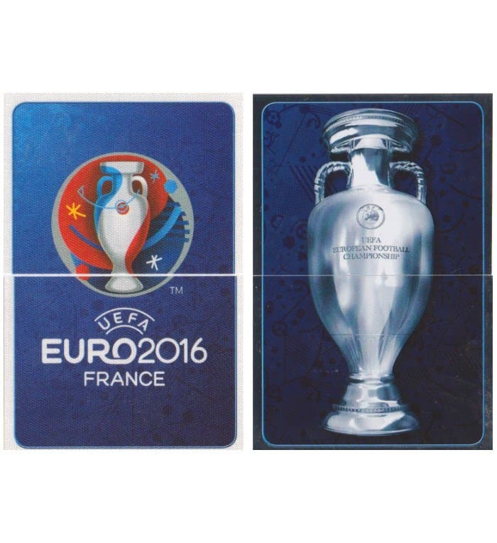 Panini EURO 2016 Star Edition intro