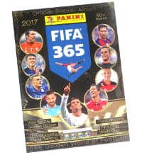 Panini FIFA 365 2017 stickers album