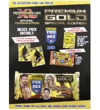 Panini FIFA 365 2018 Adrenalyn XL Premium GOLD