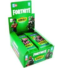 Panini Fortnite Trading Cards Série 1 - Fatpack Display