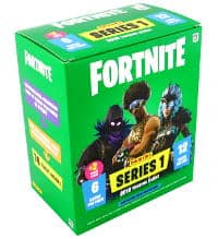 Panini Fortnite Trading Cards Série 1 Mega Box
