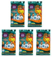 Panini Road to Russia 2018 Adrenalyn XL - 5 Booster