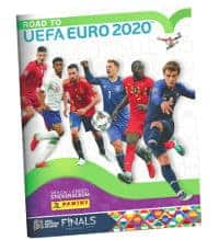 Panini Road to Euro 2020 Stickers Album