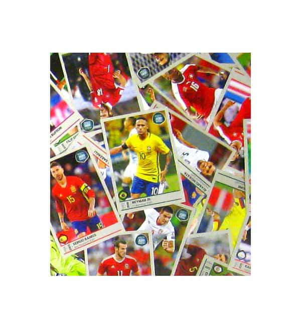 Panini Road to World Cup 2018 - les 480 stickers