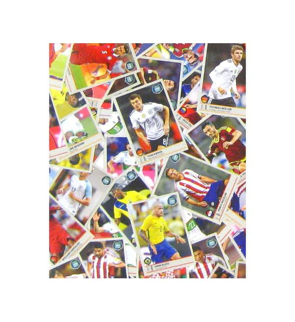 Panini Road to World Cup 2018 - set complet