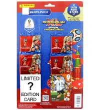 Panini Coupe du Monde 2018 Adrenalyn XL Multi Pack