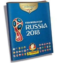 Panini Coupe du Monde 2018 Stickers Album