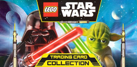 Lego Star Wars Trading Cards Serie 1