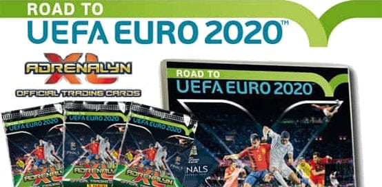 Panini Road to Euro 2020 Adrenalyn XL