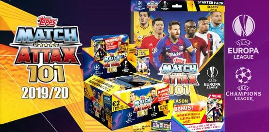 Topps Match Attax 2018//19 18//19 Choisir 10 cartes de la liste ci-dessous livraison gratuite