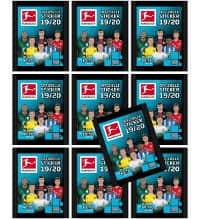 PANINI Fortnite sammelsticker 2019-Série 1-15 Pochettes 75 stickers
