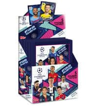 Topps Champions League Stickers 2018 / 2019 Boîte