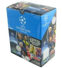 Topps Champions League Stickers 2016 / 2017 Boîte