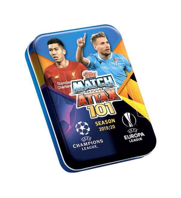 Topps Match Attax 101 2019/20 - Mini-Tin