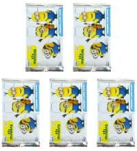 Topps Minions Trading Cards - 5 Pochettes