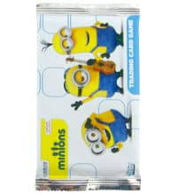 Topps Minions Trading Cards - Pochette