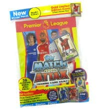 Topps Premier League Match Attax 2017 / 2018 Starterpack