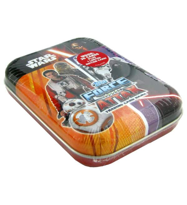 Topps Star Wars Force Attax Ep. 7 - Pocket-Tin 2